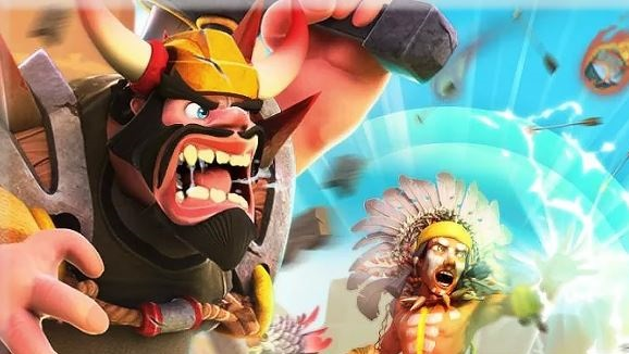 بازی اندروید Island Raiders War of Legends
