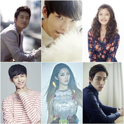 سریال کره ای تماس عشق Dating DNA 2014