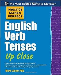 دانلود کتاب افعال و زمان ها در زبان انگلیسی Verbs and Tenses