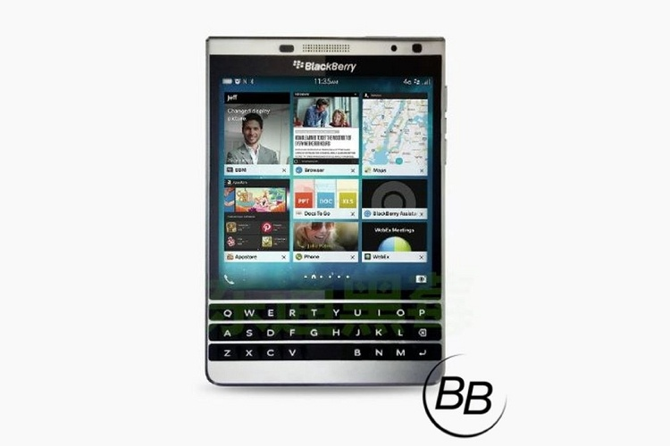 مشخصات BlackBerry Oslo فاش شد