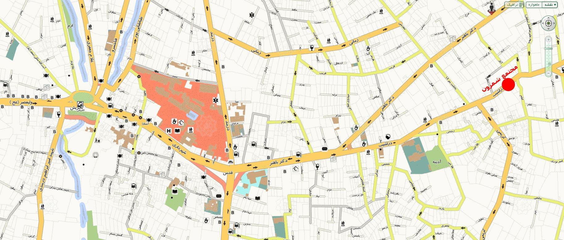 Shemroon Map
