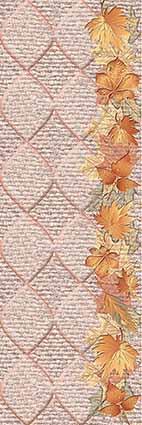 تک گل آترین - کاشی یاقوت میبد - بازرگانی امین یزد