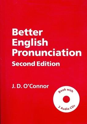 دانلود رایگان فایل صوتی و کتاب Better English Pronunciation
