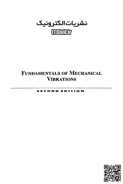 دانلود کتاب Fundamentals Of Mechanical Vibrations