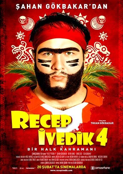 دانلود فیلم قسمت چهارم 'Recep Ivedik '2014 - کیفیت جدید Extended Cut DVDRip
