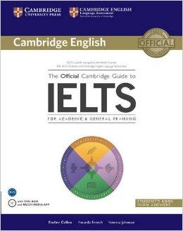 دانلود مجموعه آمادگی آزمون آیلتس The Official Cambridge Guide to IELTS