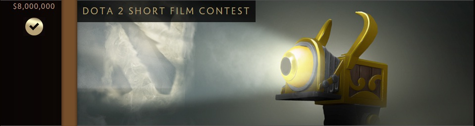 DOTA 2 Short Film Contest TI5