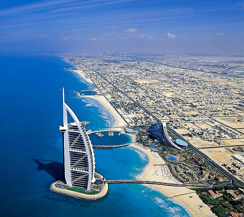 برج العرب امارات اکواریوم