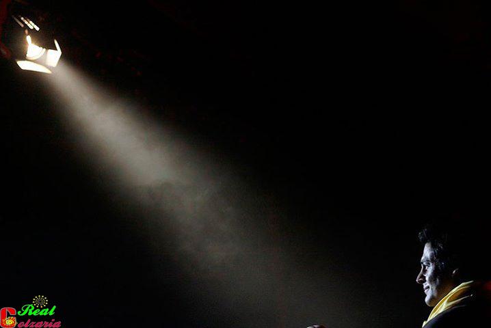 عکس خاص از محمدرضا گلزار در کنسرت