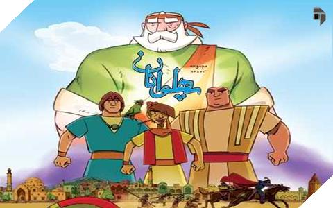 موسیقی انیمیشن پهلوانان