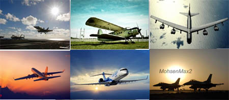 دانلود عکس هواپیما