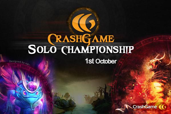 cgl2 solo champion