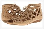 کفش های تابستانی دخترانه