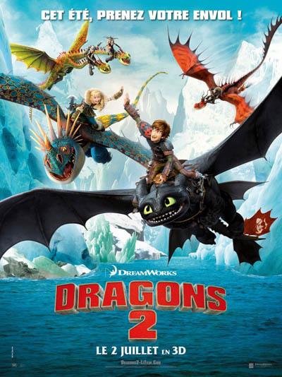 دانلود انیمیشن How to Train Your Dragon 2 2014