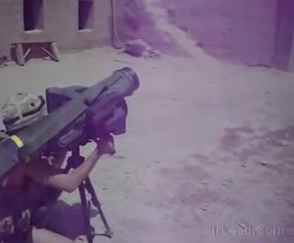 سلاح جدید امریکا رو نمایی شد (ویدیو)