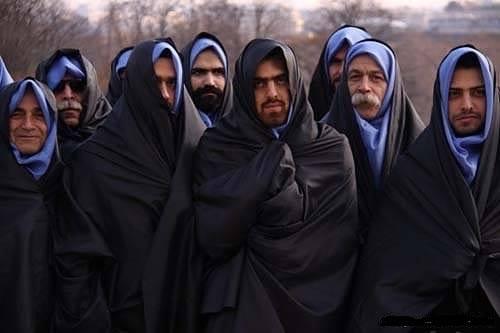 پسران داف ایرانی