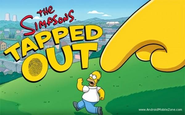 دانلود بازی The Simpsons: Tapped Out v4.11.0 نسخه پول و xp و dount بی نهایت