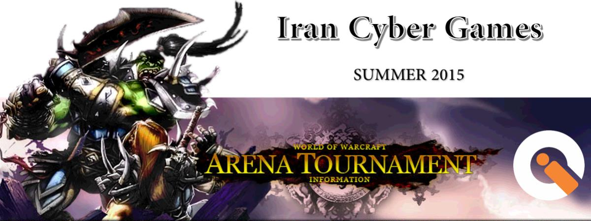 iCG Summer 2015 Wow Arena PVP