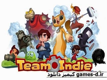 دانلود بازی کارتونی و اکشن Team Indie