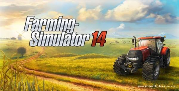 دانلود بازی Farming Simulator 14 v 1.2.2 نسخه پول بی نهایت
