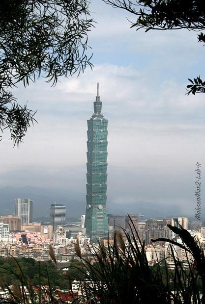 برج چین تایپه