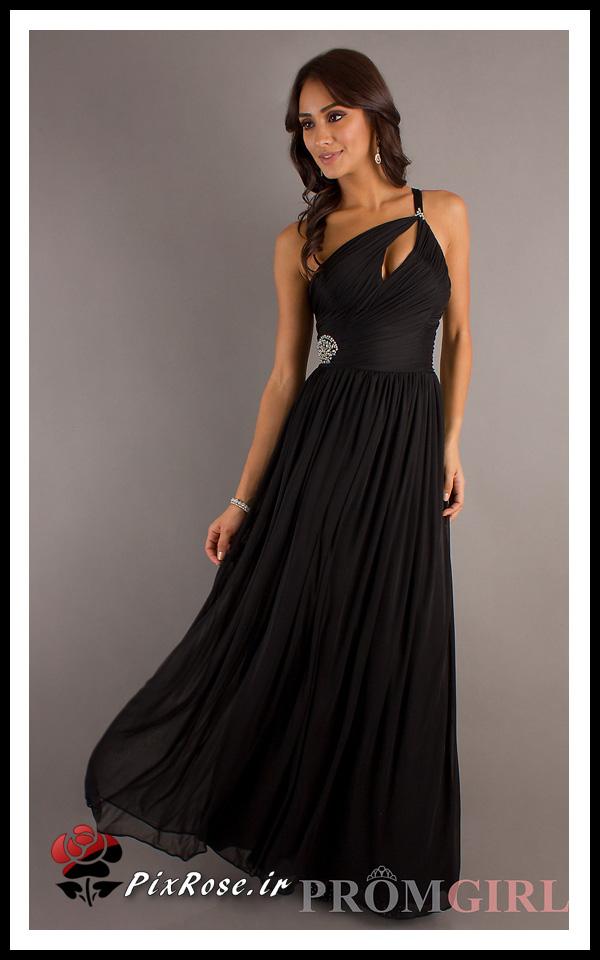 مدل لباس شب ماکسی