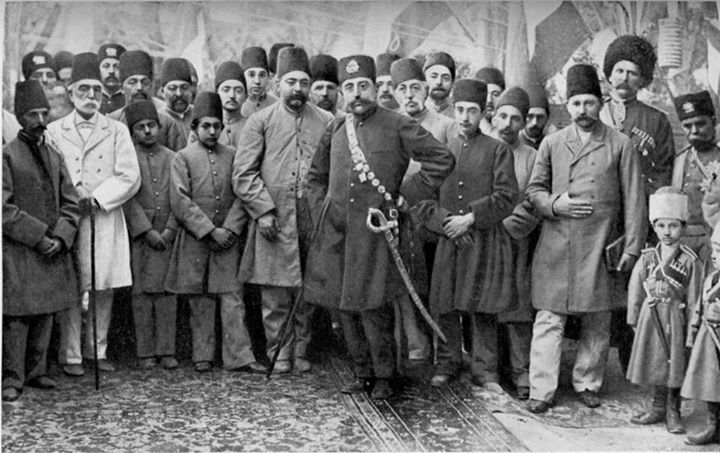 ناصرالدين شاه قاجار