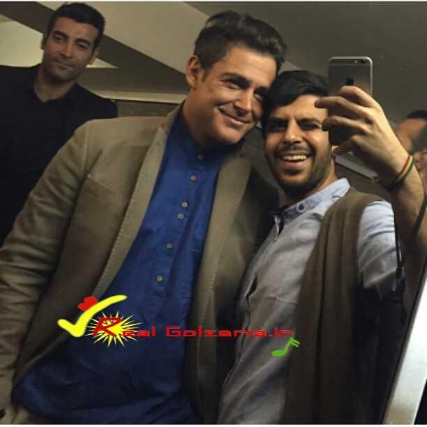 جدید ترین عکس محمدرضا گلزار در اینستاگرام شخصیش