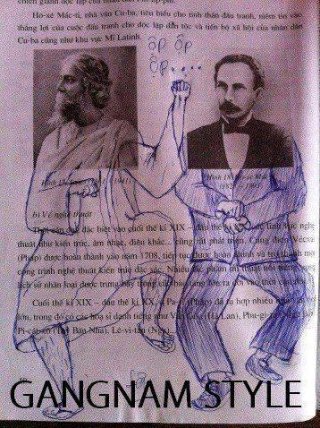 عکس طنز مسخره کردن شکل ها و عکس های کتاب