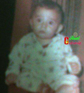 عکس گلزار در کودکی