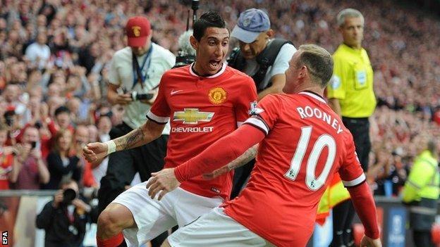 منچستر یونایتد 4 - 0 کوئینزپارک رنجرز | هفته چهارم