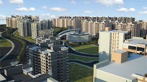 دانلود پروژه طرح توجیهی ساخت شهرک مسکونی-ساختمانهای چند طبقه
