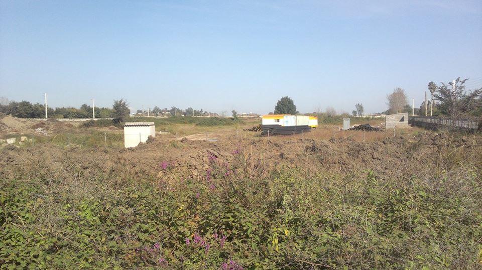 وسعت زمین مربوط به تغییرکاربری بانک کشاورزی