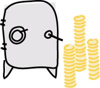 خلق پول توسط بانک ها