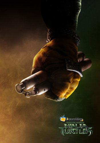 دانلود فیلم کمدی Teenage Mutant Ninja Turtles 2014 با کیفیت BluRay 1080p HD