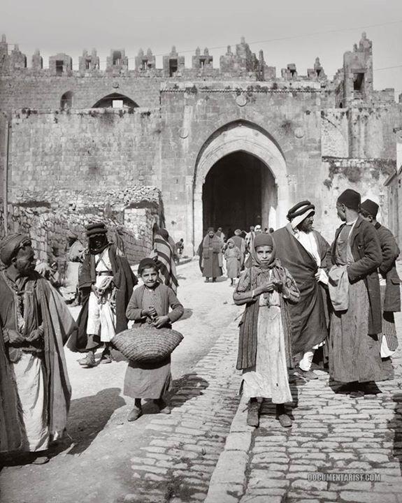 عكسی نایاب و تاريخی از سوريه