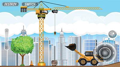 construction city بازی فکری شهرسازی