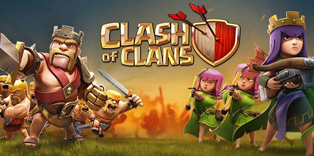 Clash-of-Clans بازی