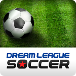 دانلود بازی فوتبال بسیار زیبا لیگ رویایی Dream League Soccer v2.04 ( نسخه سکه بینیهایت)