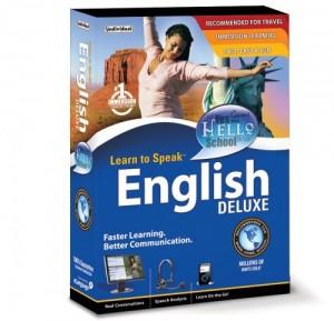دانلود مجموعه آموزشی Learn To Speak English Deluxe