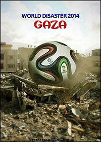 world disaster 2014 GAZA