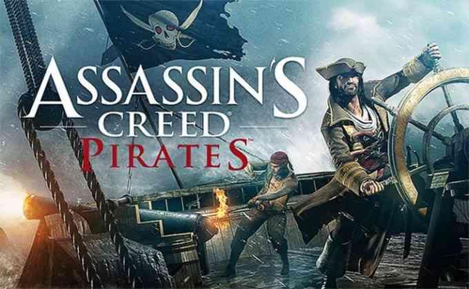 دانلود بازی Assassin's Creed Pirates v1.6.0 + orginally File - نسخه پول بی نهایت