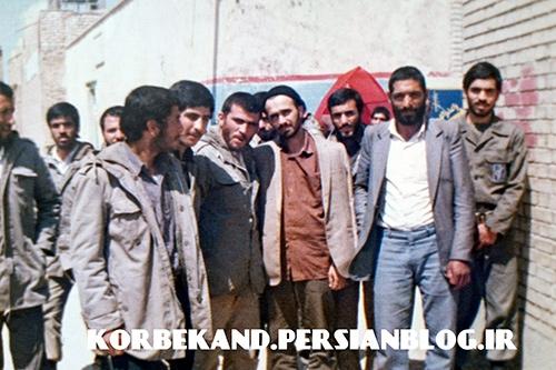 شهید حاج حسین خرازی کربکند