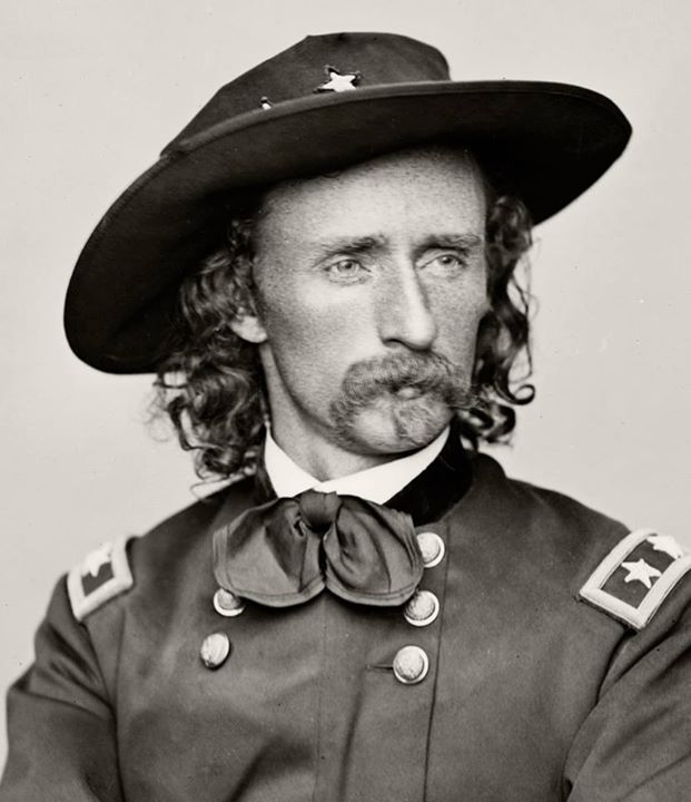 ژنرال كاستر ، قاتل سرخپوستان