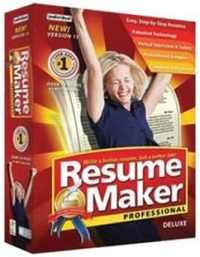 دانلود نرم افزار نوشتن رزومه Resume Maker Pro