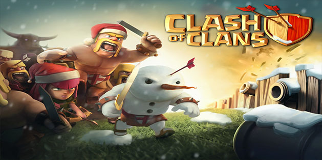 Clash-of-Clans بازی