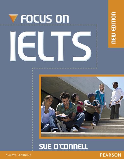 دانلود مجموعه آمادگی برای آزمون آیلتس Focus on IELTS – New Edition
