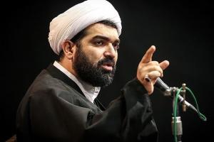 حمایت شهاب مرادی از کمپین من عاشق محمدم