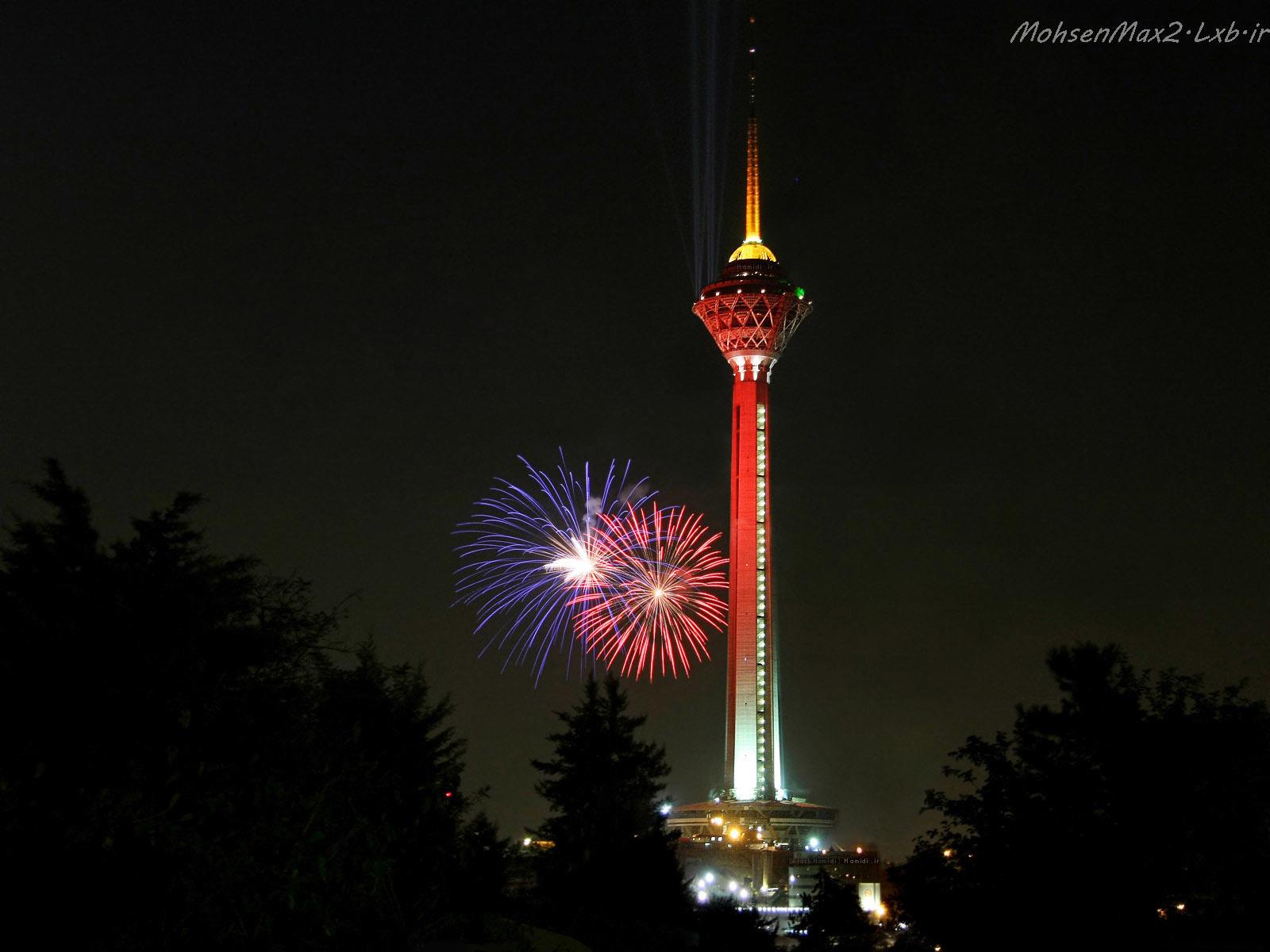 Image result for عکس برج میلاد با کیفیت hd
