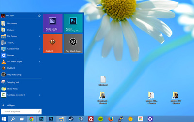 10 قابلیت جدید در ویندوز 10 که در ویندوزهای قبلی وجود نداشت ....